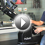 Features of the SkyQuest XT4.5 Classic Dobsonian Telescope